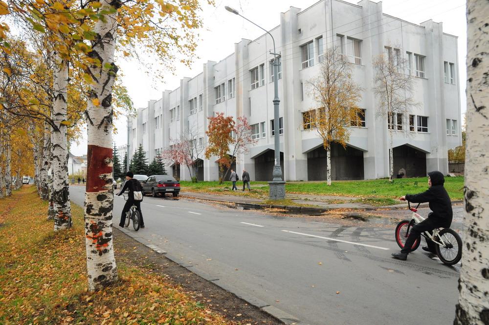 Областная научная библиотека имени Н.А. Добролюбова