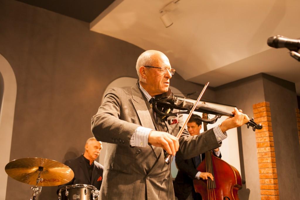 Давид Голощёкин – музыкальный универсал