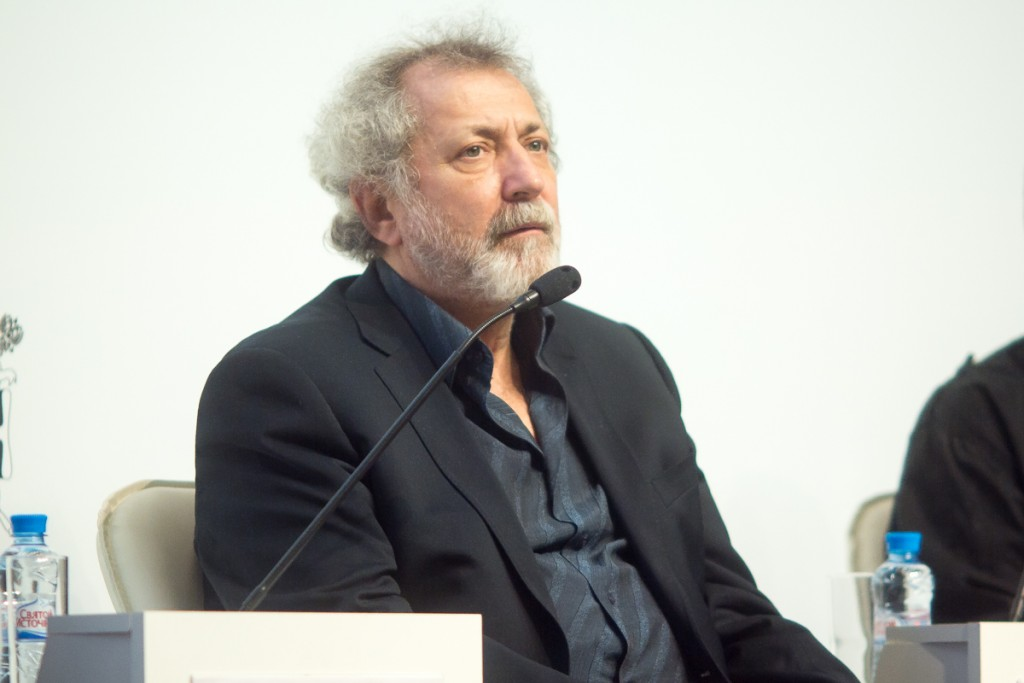 Борис Эйфман на итоговом пленарном заседании