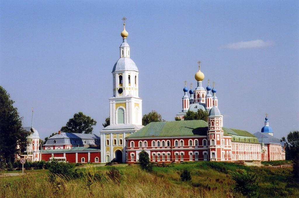 Рождество-Богородичный Санаксарский мужской монастырь г.Темников-1