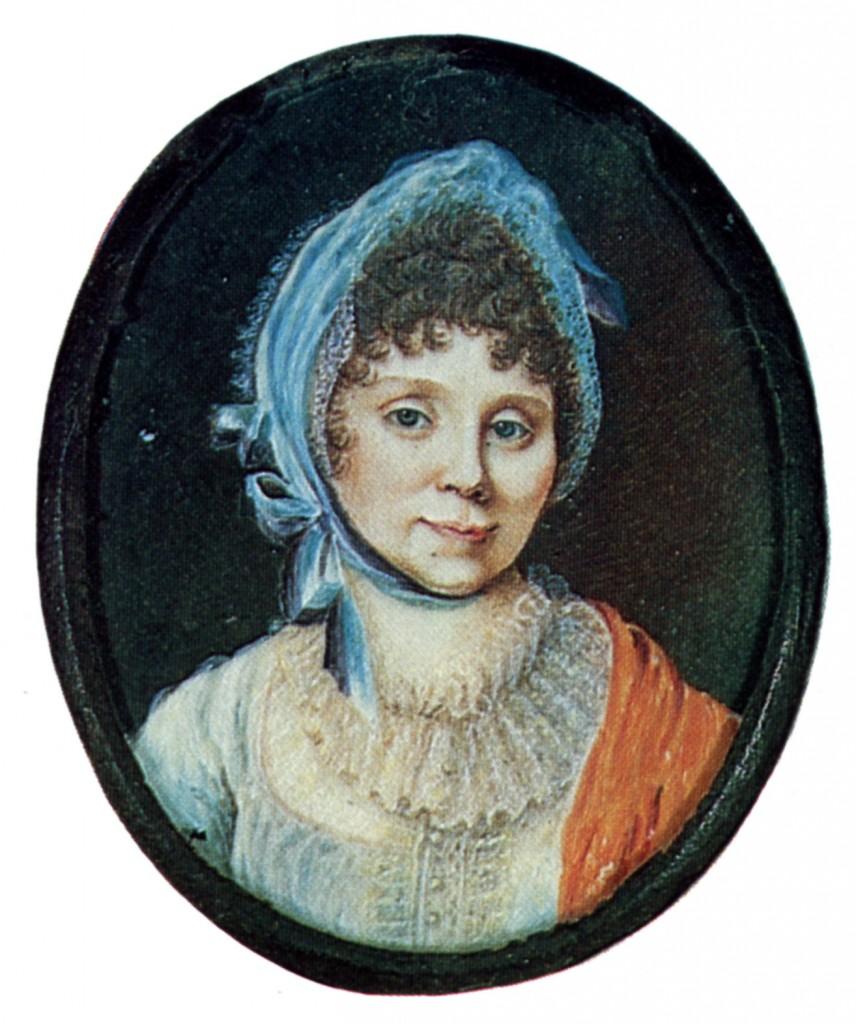 Предположительно жена Георгия Эмануэля – Мария Вилимовна, внучка выходца из Голландии архитектора Христиана Кнобеля, помогавшего Растрелли возводить Смольный собор