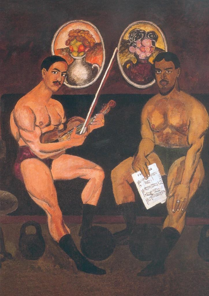 Новые экспозиции Русского музея в Испании