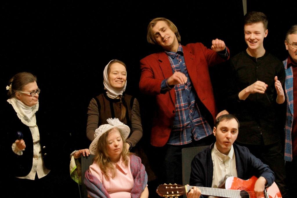 Фонд создал школу театральной инклюзии