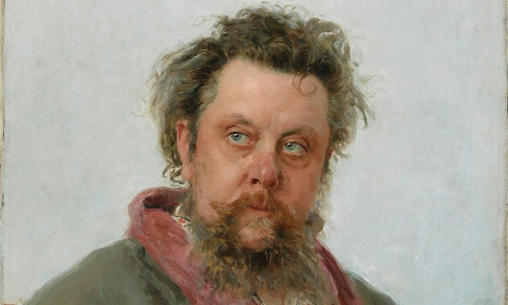 Портрет Модеста Мусоргского. Илья Репин, 1881