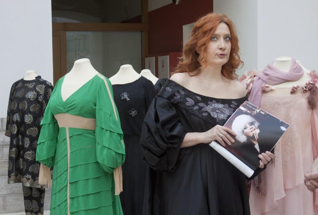 Эрмитажу подарили платья оперной дивы
