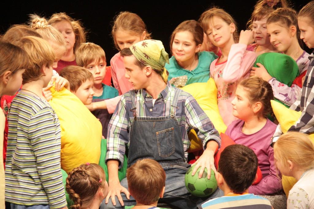 «Театр-Класс»: время взросления