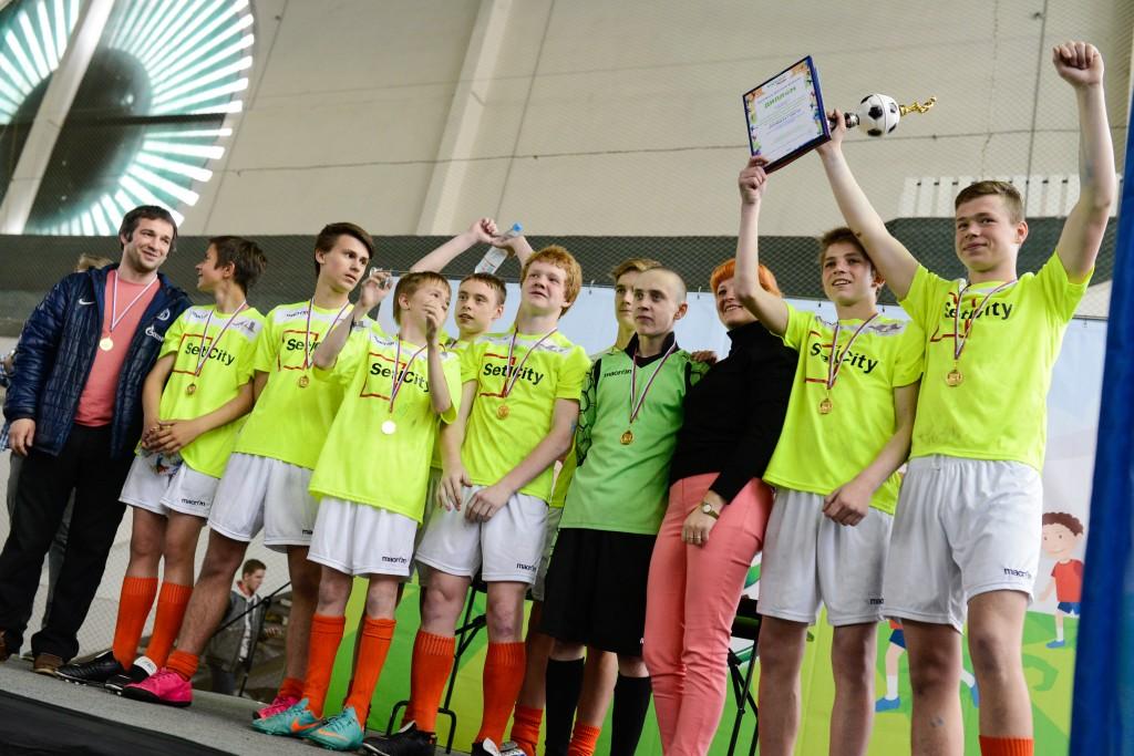 ????????? ???? ????????? ????????  футбола в Санкт-Петербурге 3