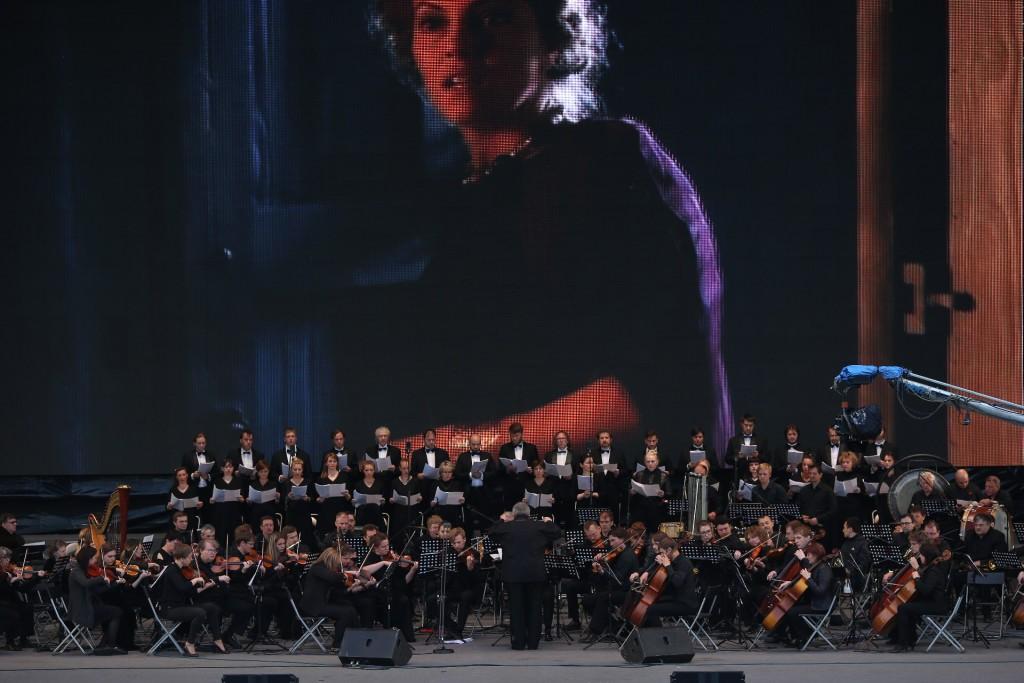 ??????? 18.06_ ?????? ??????? и Симфонический оркестр СПб-1