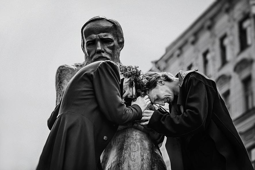 Герои Достоевского выйдут на улицу