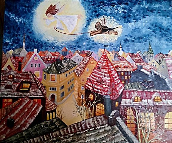 Приглашение в Старый Таллин