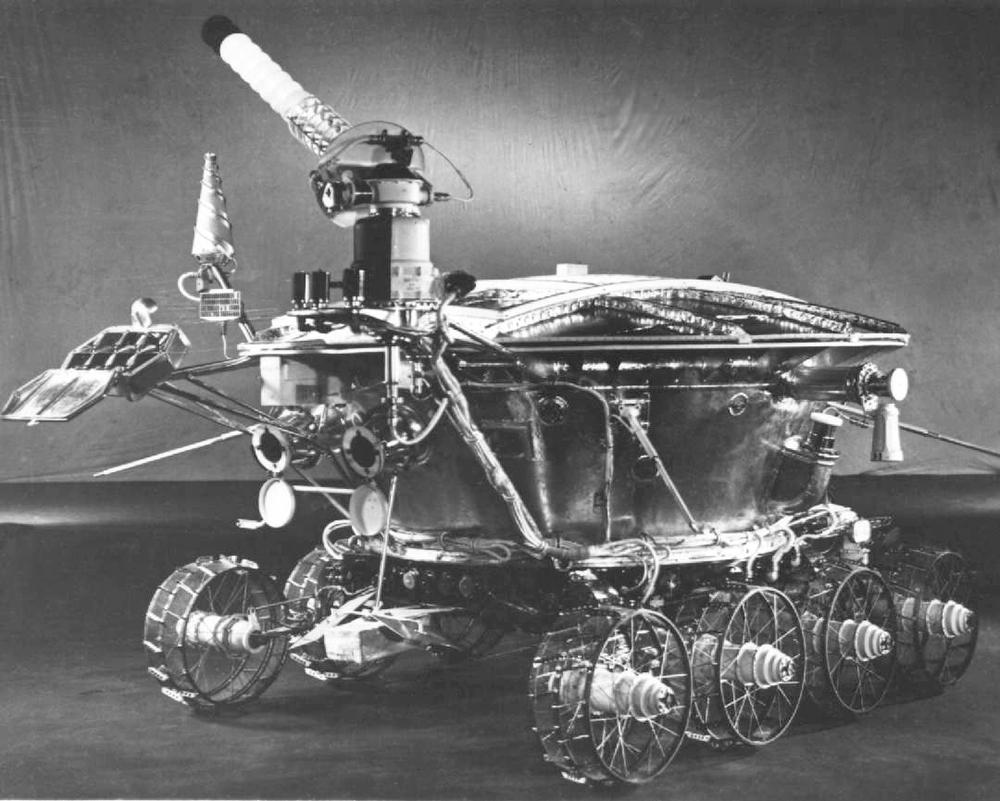 Музей приглашает на Луну
