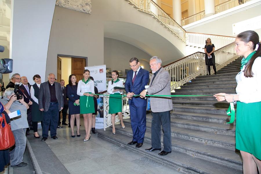 Сбербанк приглашает в Русский музей