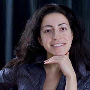 Шекия Абдуллаева, журналист