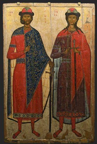 Русские иконы в Мадриде