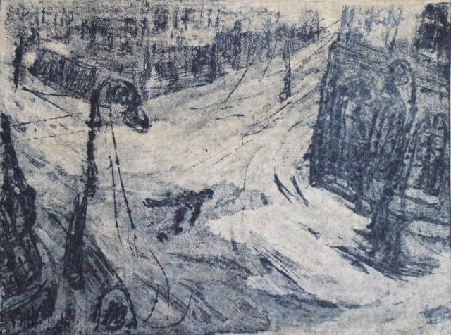 Перекрестки. Зима 1941-42 гг.