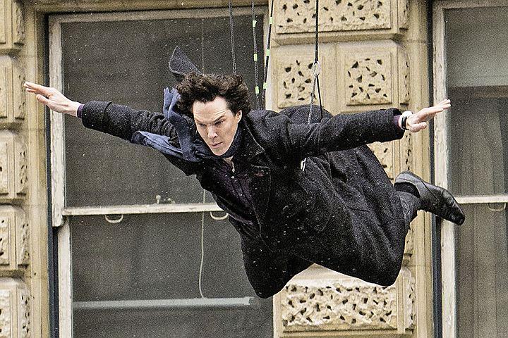 ВВС доверил «Шерлока» питерскому телеканалу